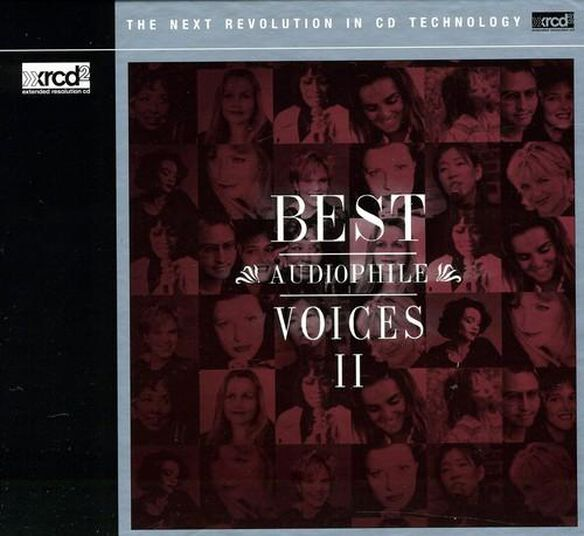 Best Audiophile Voices 2 / Various