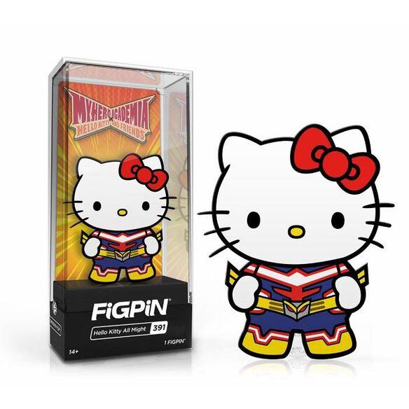Hello Kitty & My Hero Academia All Might FiGPiN