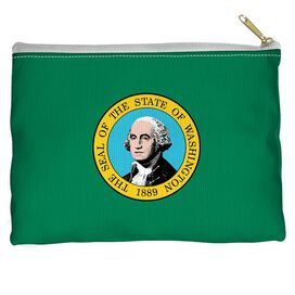 Washington Flag Accessory Pouch