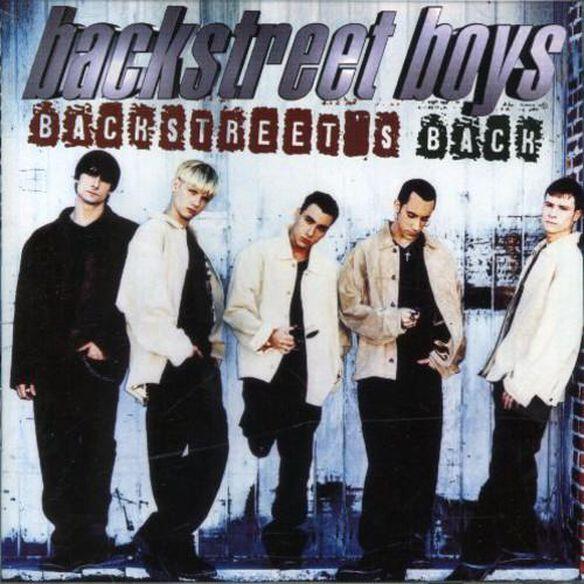 Backstreets Back (Bonus Tracks) (Jpn)