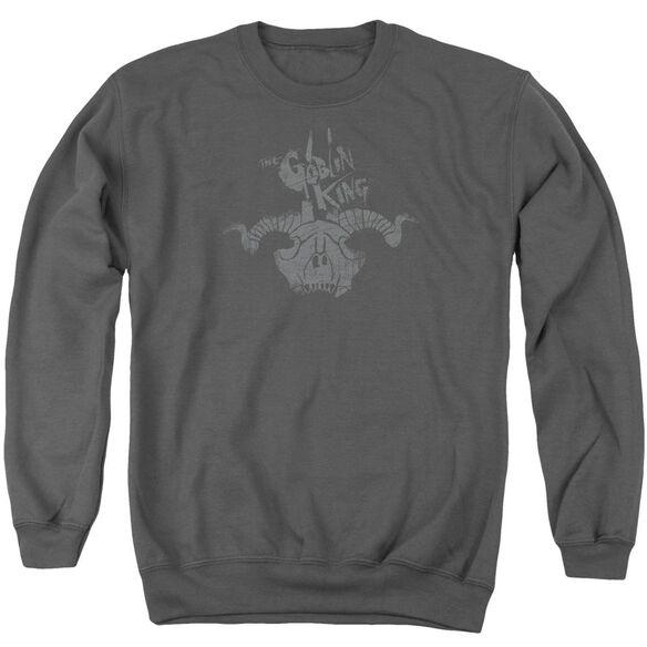 The Hobbit Golin King Symbol Adult Crewneck Sweatshirt