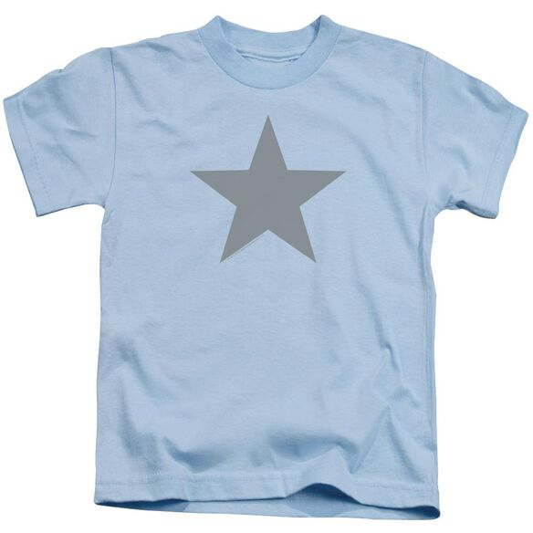 Valiant Archers Star Short Sleeve Juvenile Light Blue T-Shirt