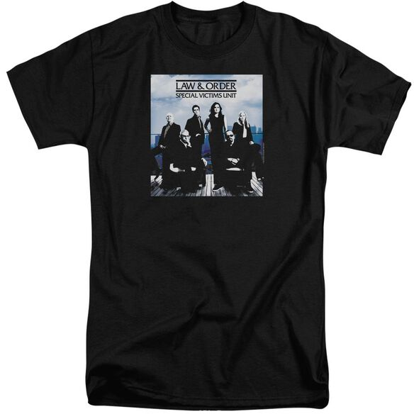 Law And Order Svu Crew 13 Short Sleeve Adult Tall T-Shirt