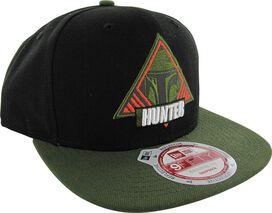 Star Wars Boba Fett Hunter Reflective 9Fifty Hat