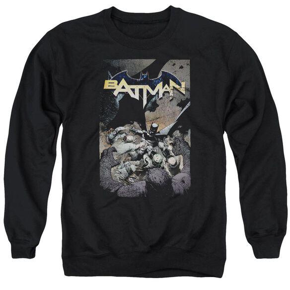 Batman Batman One Adult Crewneck Sweatshirt