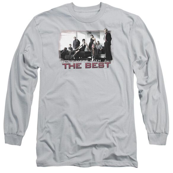 Ncis The Best Long Sleeve Adult T-Shirt