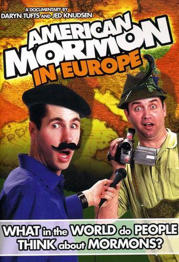 American Mormon in Europe