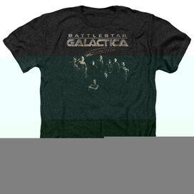 Battlestar Galactica Battle Cast - Adult Heather - Black