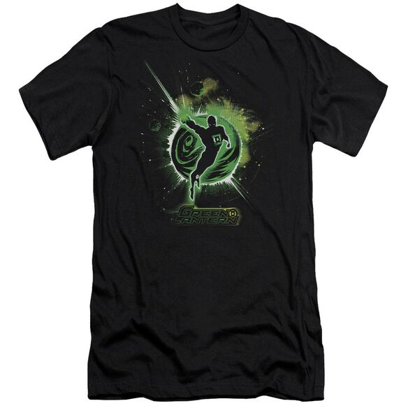 Green Lantern Shadow Lantern Short Sleeve Adult T-Shirt