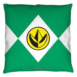 Power Rangers Green Ranger Throw