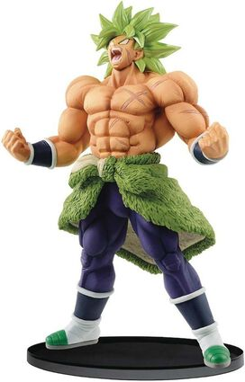Dragon Ball Super - Broly World Figure Colosseum 2 Special Broly PVC Figure