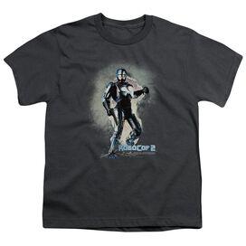 Robocop Break On Through Short Sleeve Youth T-Shirt