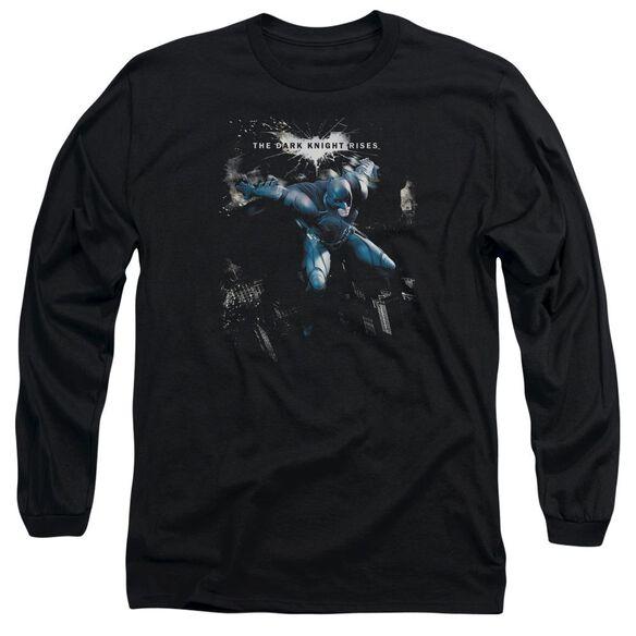 Dark Knight Rises What Gotham Needs Long Sleeve Adult T-Shirt