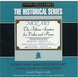 Joseph Szigeti - Complete Sonatas for Violin & Piano