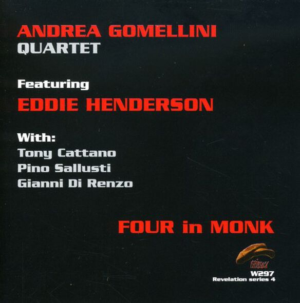 Andrea Gomellini Quartet - Four in Monk