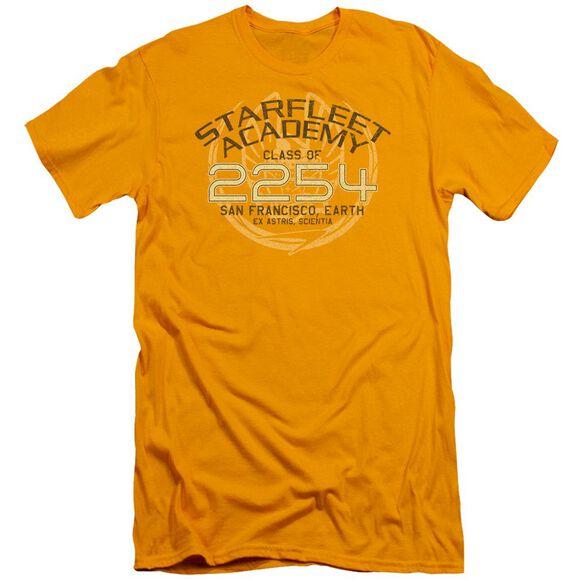 Star Trek Kirk Graduation Short Sleeve Adult T-Shirt