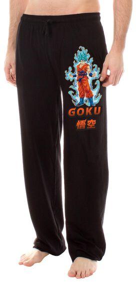 Dragon Ball Z Goku Lounge Pants