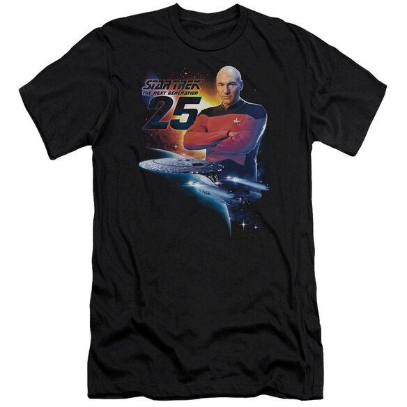 Star Trek Tng 25 Premuim Canvas Adult Slim Fit