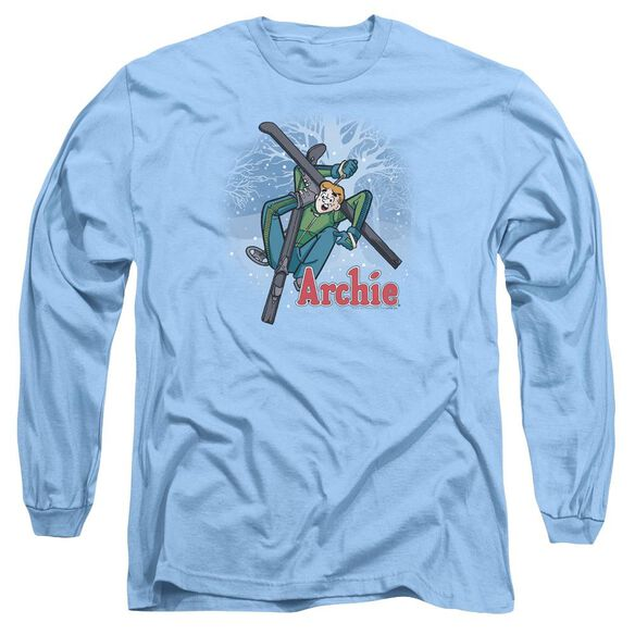 Archie Comics Bunny Hill Long Sleeve Adult Carolina T-Shirt