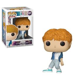 Funko Pop! Rocks: BTS - Jimin