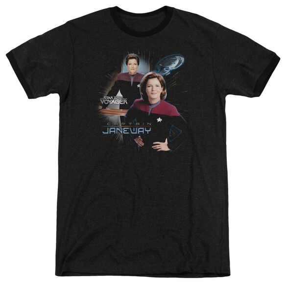 Star Trek Captain Janeway Adult Heather Ringer