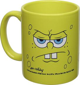 Spongebob Squarepants Faces Mug