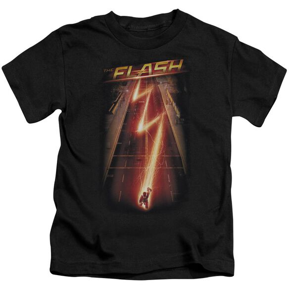 The Flash Flash Ave Short Sleeve Juvenile T-Shirt