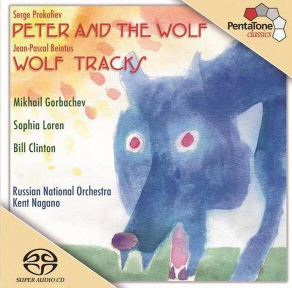 Kent Nagano - Peter & the Wolf: Wolf Tracks