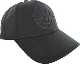 Game of Thrones Targaryen Subtle Sigil Snap Hat