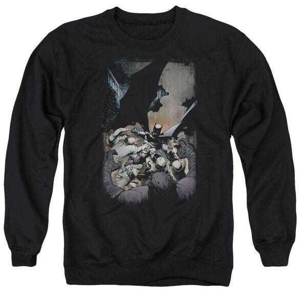 Batman Batman #1 Adult Crewneck Sweatshirt