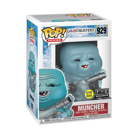 Funko Pop! Ghostbusters - Muncher Glow In The Dark