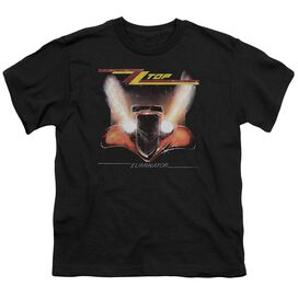 Zz Top Eliminator Cover Short Sleeve Youth T-Shirt