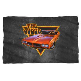 Pontiac The Judge Fleece Blanket