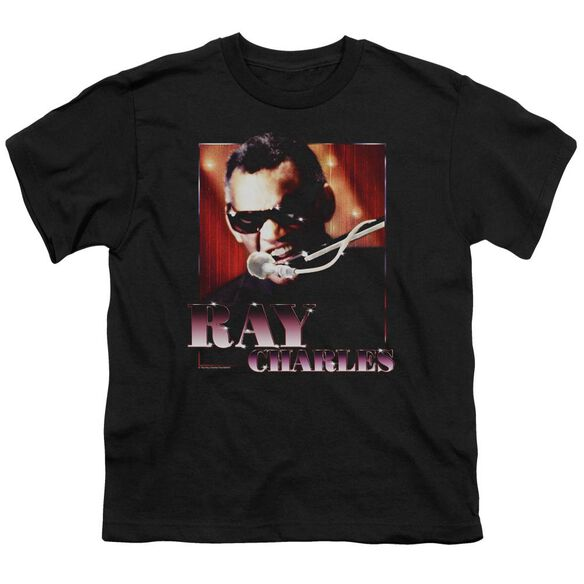 Ray Charles Sing It Short Sleeve Youth T-Shirt