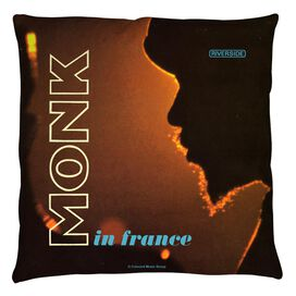 Thelonious Monk In France Throw