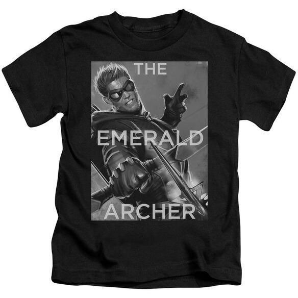 Jla Trigger Short Sleeve Juvenile T-Shirt