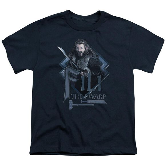 The Hobbit Fili Short Sleeve Youth T-Shirt