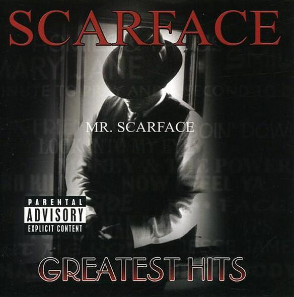 Scarface - Mr. Scarface: Greatest Hits