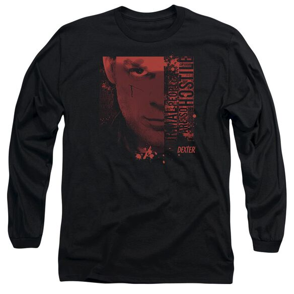 Dexter Normal Long Sleeve Adult T-Shirt