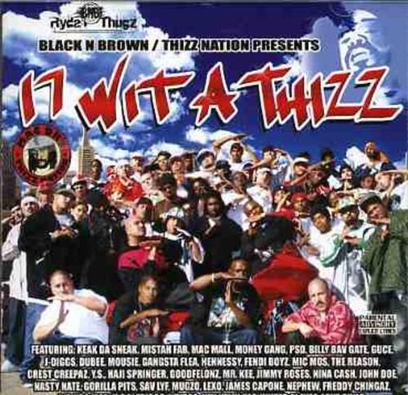 17 Wit A Thizz / Various