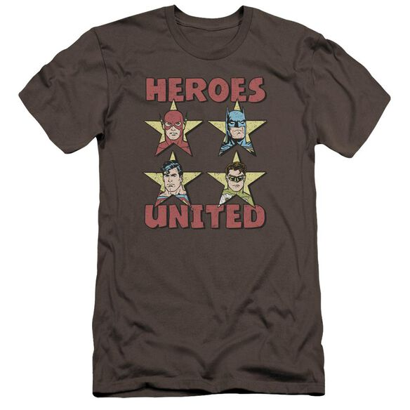Jla United Stars Premuim Canvas Adult Slim Fit