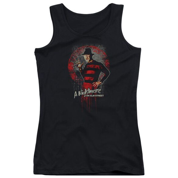 Nightmare On Elm Street This Is God Juniors Tank Top