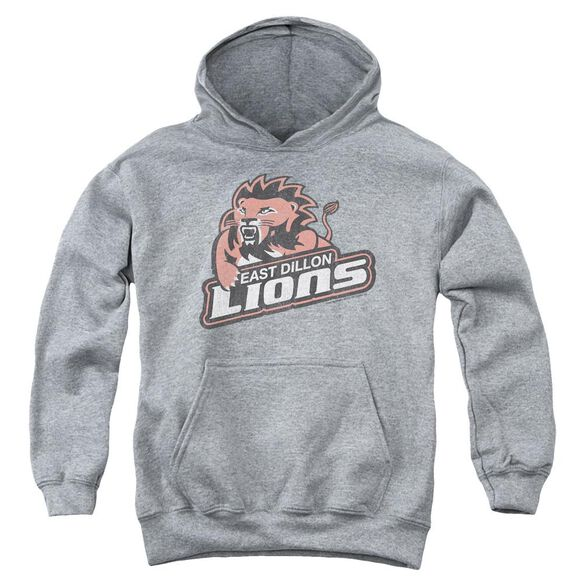 Friday Night Lights East Dillion Lions Youth Pull Over Hoodie Athletic
