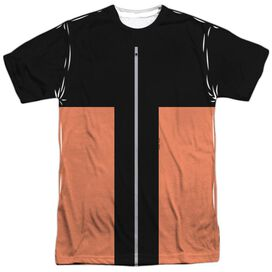 Naruto Shippuden Costume Short Sleeve Adult Poly Crew T-Shirt