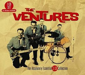 The Ventures - Absolutely Essential 3 CD Collection