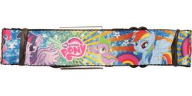 My Little Pony Sunburst Group Seatbelt Belt