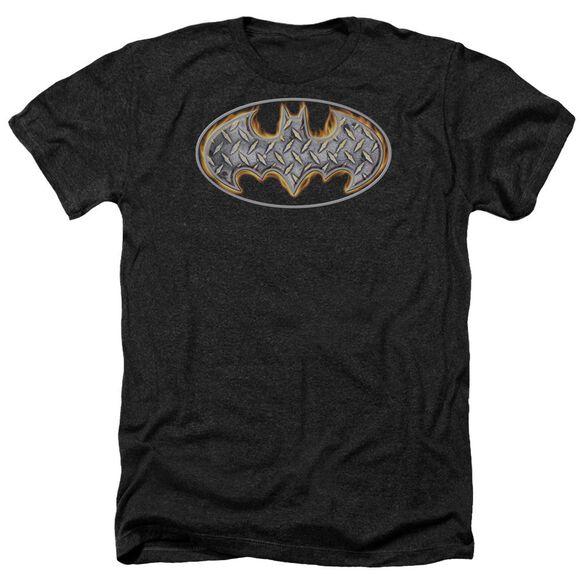 Batman Steel Fire Shield Adult Heather