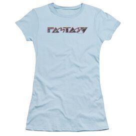 Fantasy Fantasy 80 S Short Sleeve Junior Sheer Light T-Shirt