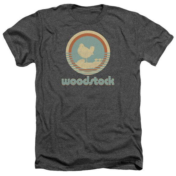 Woodstock Bird Circle Adult Heather