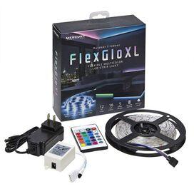 FlexGloXL - Flexible Multicolor LED Strip Light Kit